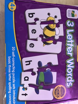 Kids games and puzzles for Sale in White Lake charter Township, MI