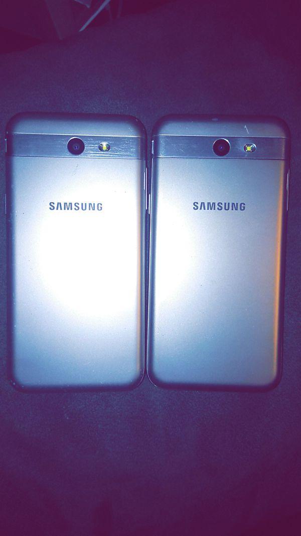 Galaxy J3 Emerge