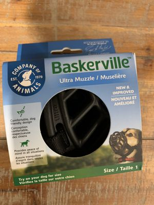 Small dog muzzle for Sale in Los Angeles, CA