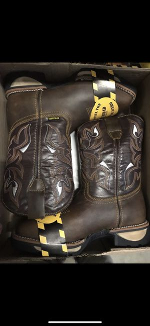 Buffalo Steel Toe Work Boots Size 6-12 for Sale in South Gate, CA