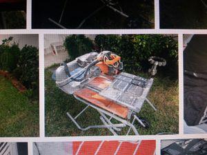 RIGID wet saw 10in. for Sale in Bonita Springs, FL