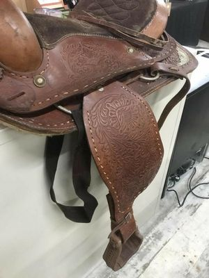 Beautiful Western Saddle for Sale in Vero Beach, FL