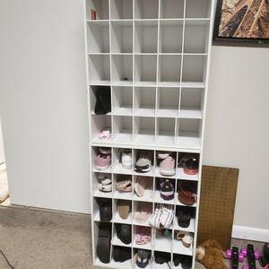2 Shoe Organizer for Sale in Brandon, FL