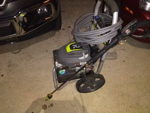 2900 psi gas pressure washer new for Sale in Mansfield, TX