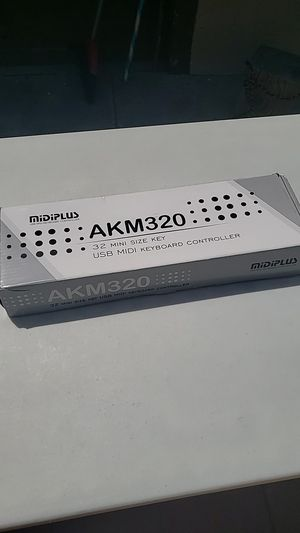 MiDiPLUS AKM320 for Sale in Los Angeles, CA
