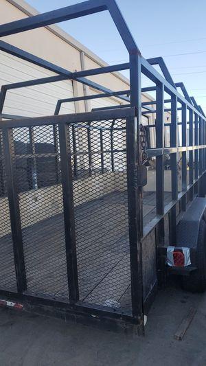 Big tex. C-5 trailer for Sale in Dallas, TX