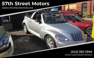 2005 Chrysler Pt Cruiser for Sale in Pittsburgh, PA