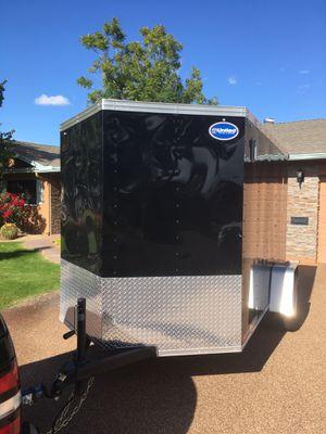 New 6x10 Enclosed Trailer w/ ramp for Sale in Phoenix, AZ
