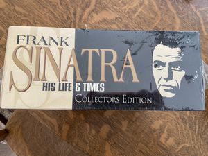 Sinatra and Hitchcock 10 box set VHS tapes for Sale in North Highlands, CA