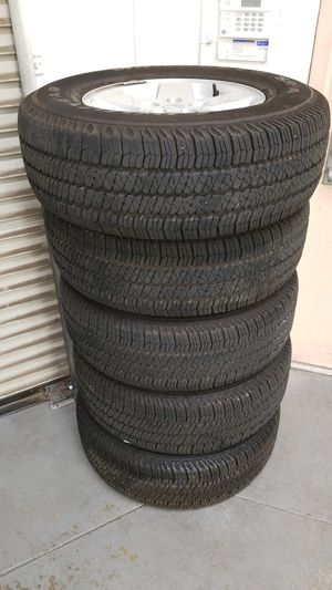 Jeep Wrangler Sport Wheels & Tires for Sale in Chino Hills, CA