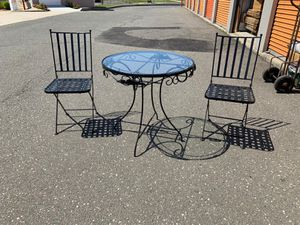 Bistrô set. Delivery available! for Sale in Danbury, CT