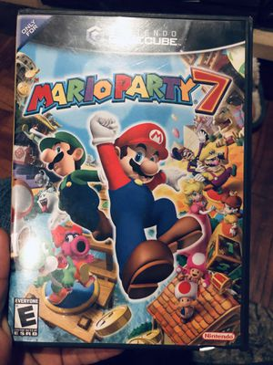 Mario party 7 gamecube for Sale in San Francisco, CA
