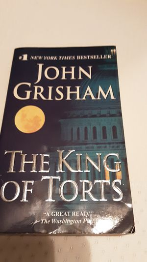 King of Torts Book for Sale in Ripley, WV