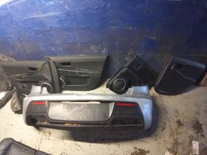 Mazda speed back bumper back seat, headlights and door cover for Sale in Reading, PA