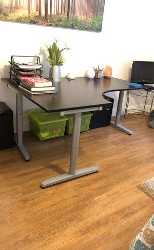 Pine solid IKEA desk for Sale in Fort Lauderdale, FL