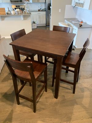 Pub Style Dining Room Table for Sale in Redmond, OR