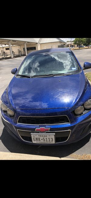 2012 Chevy sonic LT hatchback for Sale in San Antonio, TX