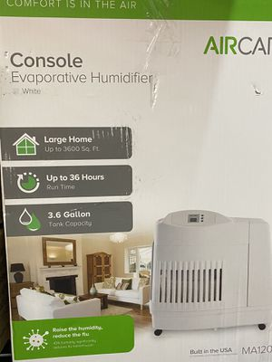 AIRCARE 3.6-Gal. Evaporative Humidifier for 3,600 sq. ft.- BRAND NEW for Sale in San Antonio, TX