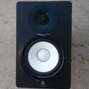 Yamaha Powered Speaker System Model Hs7 for Sale in Salt Lake City, UT