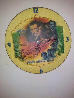 Casablanca antique clock for Sale in Palmetto Bay, FL
