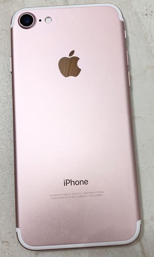 Unlocked for all carriers iPhone 7 32gb great condition clean esn, Tmobile, metropcs, Sprint, telcel, Boots, AT&T,cricket, Verizon,straight talk, min for Sale in Phoenix, AZ
