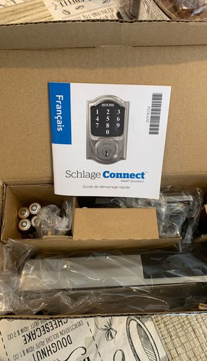 Schlage Connect Lock for Sale in Union City, CA