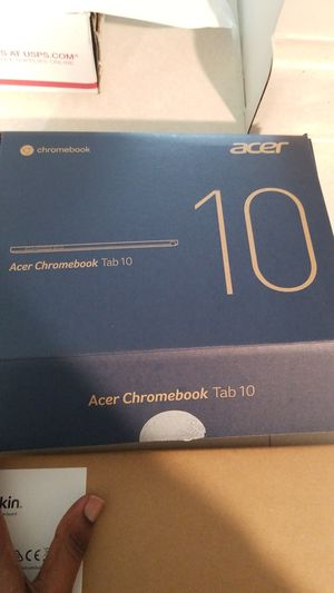 Chromebook with keyboard for Sale in Columbia, SC