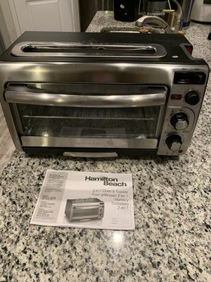 New Hamilton Beach oven toaster for Sale in Conroe, TX