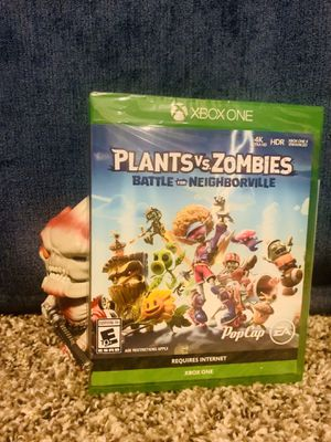Plants vs Zombies Battles for Neighborville for Xbox ONE for Sale in Garland, TX