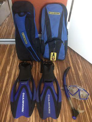 U.S. Divers snorkeling gear for Sale in San Dimas, CA