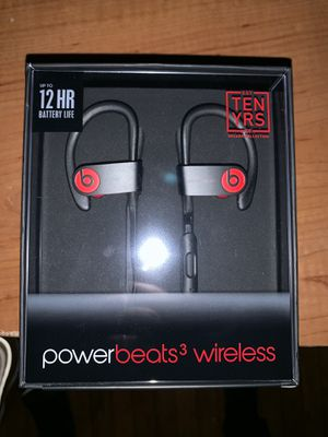 Powerbeats 3 Wireless for Sale in Painesville, OH