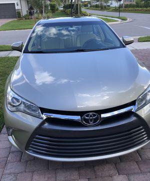 2016 Toyota Camry for Sale in Bradenton, FL