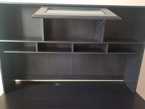 Office Desk with Beautiful Hutch! for Sale in Oakland, CA