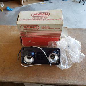 Jensen Swivel camper / trailer lights for Sale in Phelan, CA