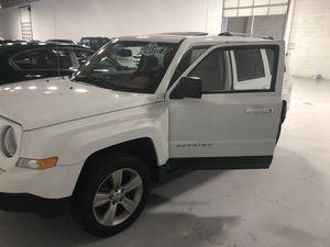 2015 Jeep Patriot 4x4 limited for Sale in Lincolnia, VA