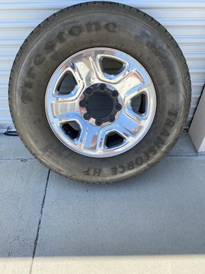 Ram 2500 Wheels and Tires for Sale in Banning, CA