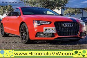 2013 Audi S5 for Sale in Honolulu, HI