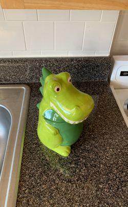 Green Dragon Cookie Jar for Sale in Washington,  DC