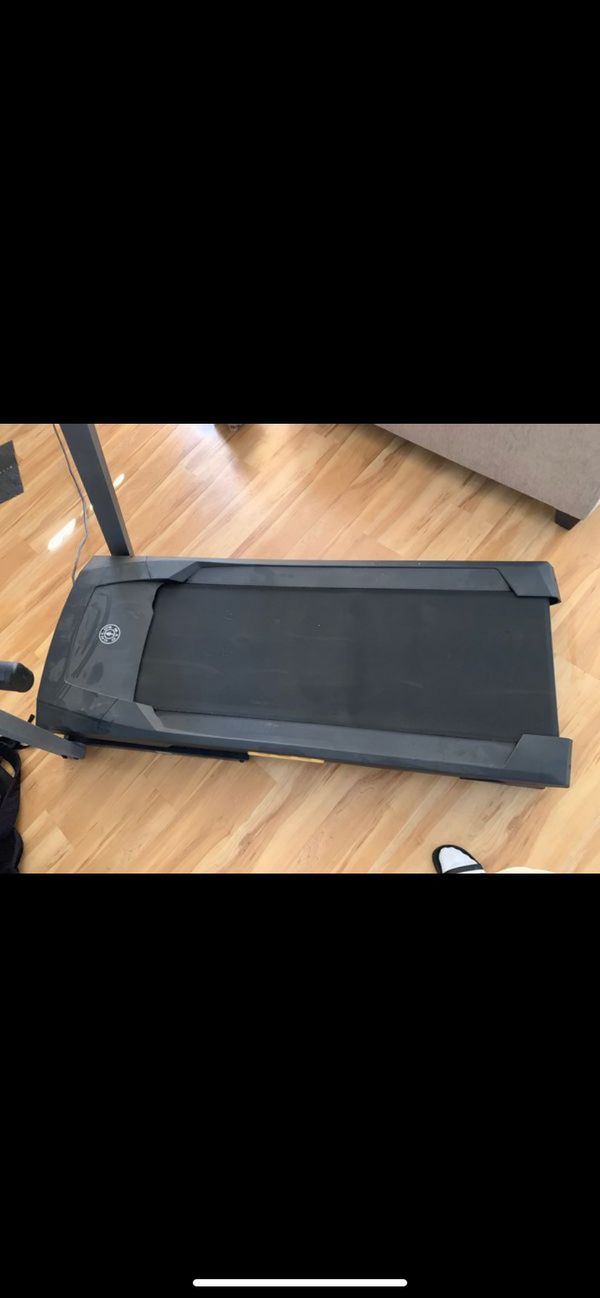 Golds Gym Trainer Treadmill