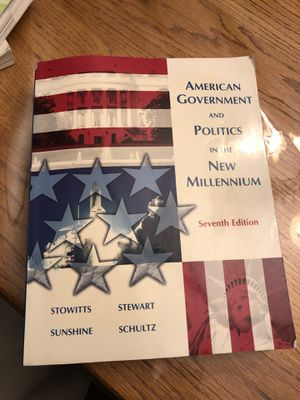 American government and politics for Sale in San Antonio, TX