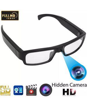 MS20B Mini 1080P Camera Flat Lens Spy Glasses Video Recorder Peer to Peer Wifi for Sale in Jersey City, NJ