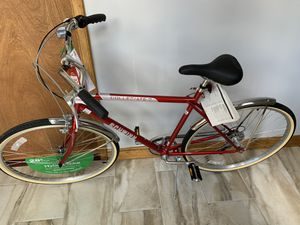 """New Schwinn collegiate 7 for men 28"""" Wheel Suggested for riders 5.2"""" tall and up Hybrid bike for Sale in Adelphi, MD"""