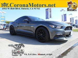 2017 Ford Mustang for Sale in Ontario, CA