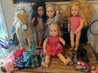 Our Generation Doll Set for Sale in Auburn,  WA