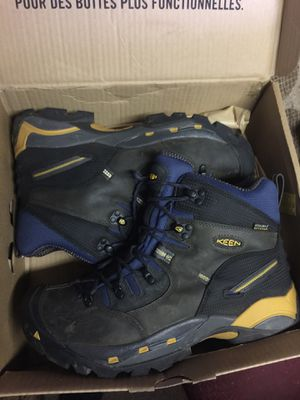 KEEN Steel Toe Work Boots for Sale in North Versailles, PA