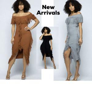 Fringe women's dress for Sale in Dearborn, MI