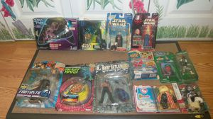 Mix collection of action figures for Sale in Las Vegas, NV