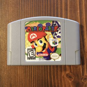 N64 Game Mario Party for Sale in Gilbert, AZ