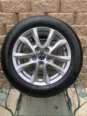 """16"""" Wheel and Tire (Mazda 3) for Sale in San Diego, CA"""