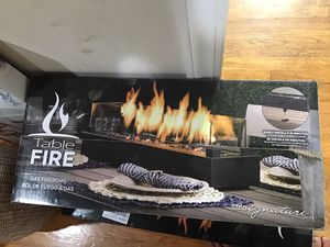 Table fire for Sale in Fenton, MO